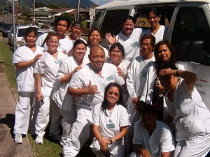 Honolulu Day CNA January 2007 Class